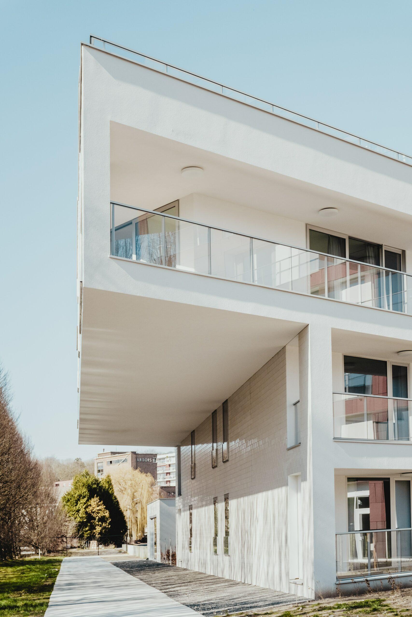 Rehabilitación del edificio Montchat