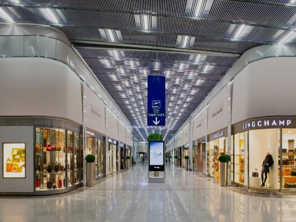 Centre commercial Charles de Gaulle