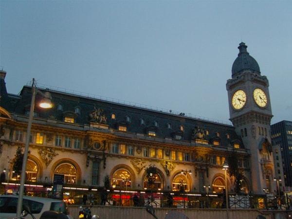 Renovación de la estación de Lyon