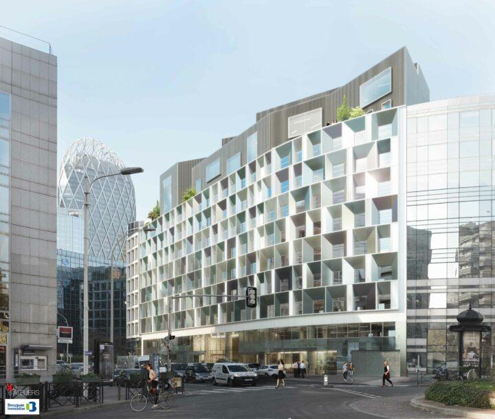 Ne-st Building – La Défense